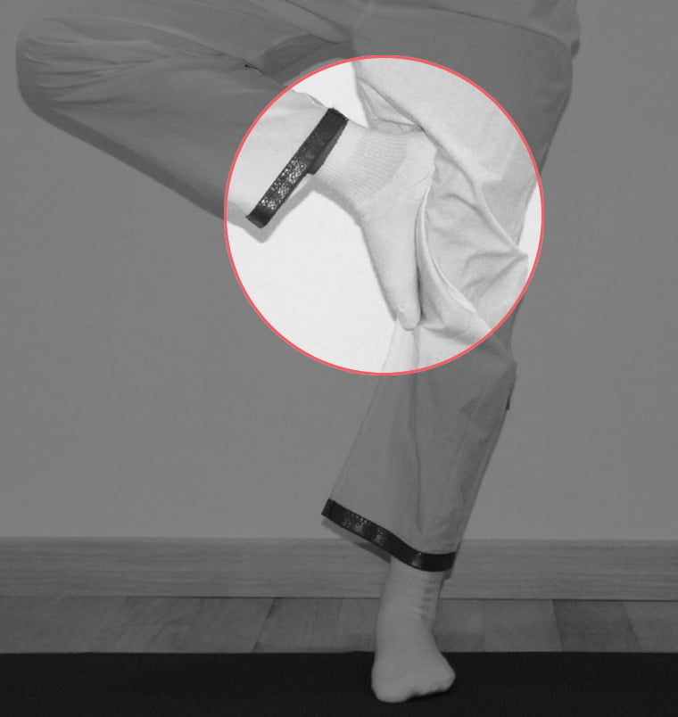 calcetines de yoga