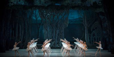 Swan Lake del Ballet Nacional de Cuba