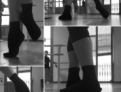 High performance socks for dancers