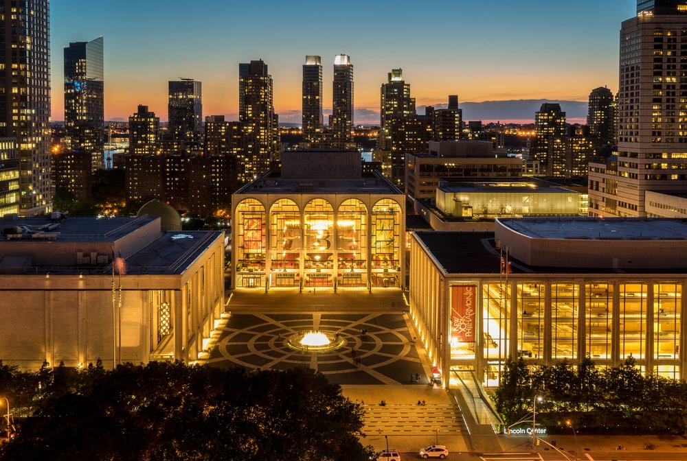New York City Ballet - Lincoln Center Opera House