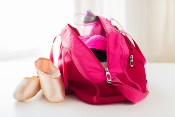ballet and dance bags