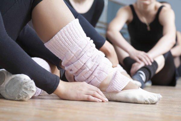Women leg warmers