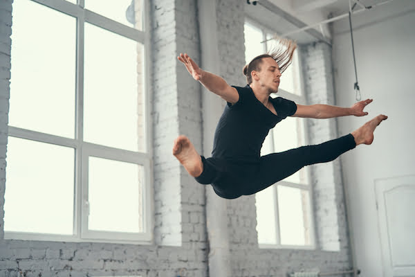 Ballet tights for male dancers